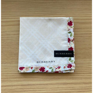 BURBERRY - Burberryバーバリーハンカチ