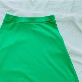 アップタイト(uptight)のアップタイト uptight スカート ストレッチ フレアスカート(ひざ丈スカート)