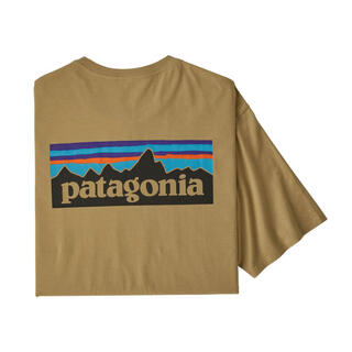 patagonia - 新品パタゴニアオーガニックtシャツxs