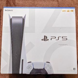 PlayStation - PS5  CFI-1000A01 ほぼ未使用の中古美品