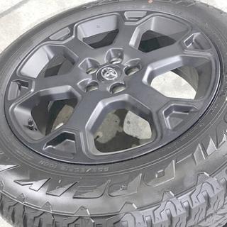 トヨタ - GW限定価格! RAV4 オフロードパッケージ 純正ホイール・タイヤ セット!!
