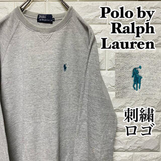 POLO RALPH LAUREN - ラルフローレン 90s スウェット