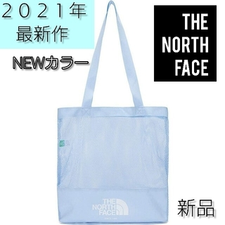 THE NORTH FACE - 2021年 最新作! THE NORTH FACE   メッシュ素材トートバッグ