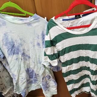 ビューティアンドユースユナイテッドアローズ(BEAUTY&YOUTH UNITED ARROWS)のBEAUTY&YOUTHビューティーアンドユースオリジナルTシャツ2枚セットL(Tシャツ/カットソー(半袖/袖なし))