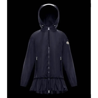 MONCLER - 【新品】モンクレール SARCELLE スプリングブルゾン  ブラック 黒