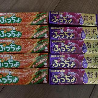 ぷっちょミカンとグレープ(菓子/デザート)