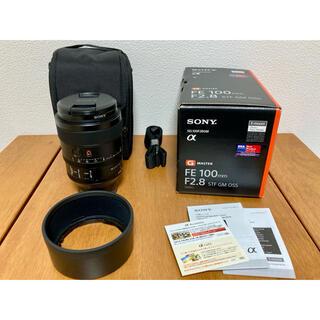 SONY - SONY FE100mm F2.8 STF GM OSS SEL100F28GM