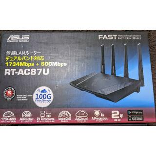 ASUS - ASUS RT-AC87U 1734Mbps ギガビットルーター