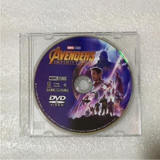 DVD【アベンジャーズ インフィニティウォー】国内正規版