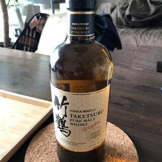 ニッカウイスキー(ニッカウヰスキー)の竹鶴 箱無し(ウイスキー)