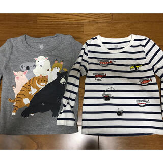 Design Tshirts Store graniph - グラニフ 寿司コプター チューチューアニマルズ