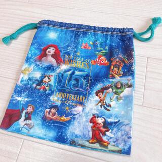 Disney - ディズニーシー 巾着