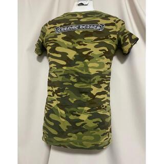 Chrome Hearts - Chrome Hearts クロムハーツ  迷彩 カモフラ Tシャツ カットソー