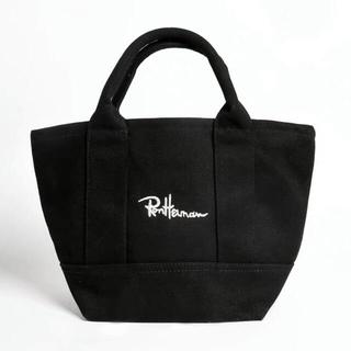 Ron Herman - 【人気】ロンハーマン トートバッグ ブラックRon Herman