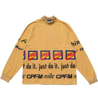 ナイキ(NIKE)のNike CPFM Long Sleeve Top Ls Tee S ロンT(Tシャツ/カットソー(七分/長袖))