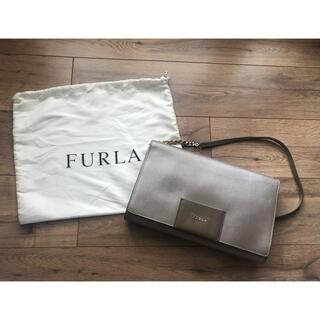 Furla - FURLA ハンドバッグ グレージュ
