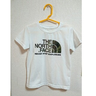THE NORTH FACE - THE NORTH FACE Tシャツ 110㎝ キッズ