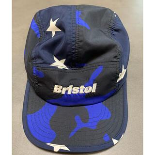 エフシーアールビー(F.C.R.B.)のF.C REAL Bristolブリストルマルチパターン5パネルキャップFCRB(キャップ)