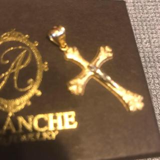 アヴァランチ(AVALANCHE)の中サイズ AVALANCHE  10k イエロー ゴールド ペンダントヘッド(ネックレス)