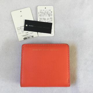 マークバイマークジェイコブス(MARC BY MARC JACOBS)の未使用 マークバイマークジェイコブス ミニ財布(財布)