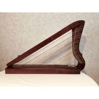 フルシクルハープ 26弦 ハープ ハープシクルハープ + チューニングキー(その他)