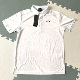 オークリー(Oakley)のOAKLEY ポロシャツ Lサイズ(ウエア)