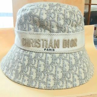 Christian Dior - Christian Dior ロゴ バケットハット・新品