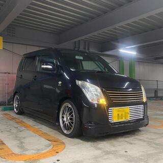 スズキ - カスタム車両ワゴンR