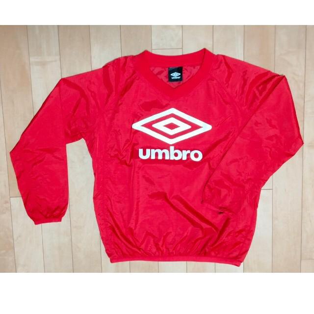 UMBRO(アンブロ)のumbro ピステ 上下 130cm スポーツ/アウトドアのサッカー/フットサル(ウェア)の商品写真
