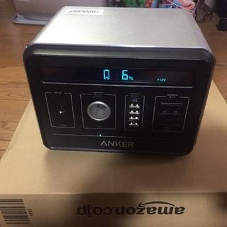 アイオーデータ(IODATA)のAnker PowerHouse  ( 注意ジャンク)(バッテリー/充電器)