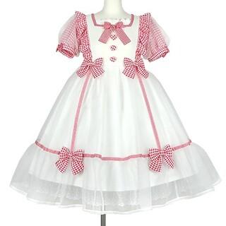 Angelic Pretty - ふんわりパフェ ワンピース 未使用 シロ