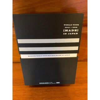 ビッグバン(BIGBANG)のBIGBANG  DVD&CD(ミュージック)