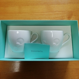 Tiffany & Co. - ティーカップ ティファニー