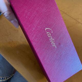 カルティエ(Cartier)のカルティエメガネケース新品(サングラス/メガネ)