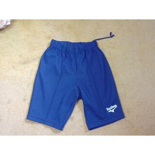 ミズノ(MIZUNO)のミズノ ショートパンツ 150 紺 日本製(ショートパンツ)