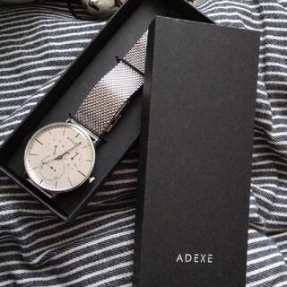 【ADEXE】 ユニセックス(腕時計(アナログ))