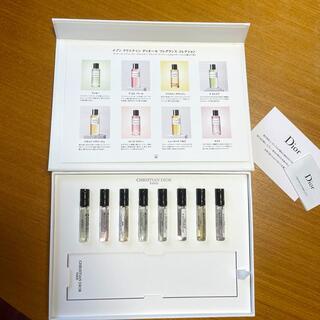 Christian Dior - クリスチャンディオール ディスカバリーセット 香水8セット