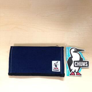 チャムス(CHUMS)の〈新品タグ付き、難有り〉チャムス 長財布(長財布)