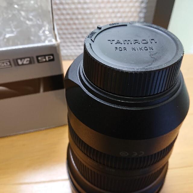TAMRON(タムロン)のタムロン SP 15-30mm F2.8 for Nikon ニコン用 スマホ/家電/カメラのカメラ(レンズ(ズーム))の商品写真