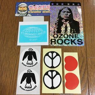 オゾンロックス(OZONE ROCKS)のOZONE ROCKS オゾンロックス ステッカー セット【c】(その他)