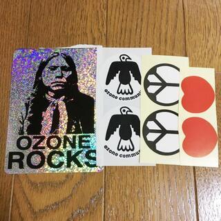 オゾンロックス(OZONE ROCKS)のOZONE ROCKS オゾンロックス ステッカー セット【d】(その他)