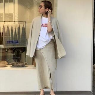 TODAYFUL - TODAYFUL linen over jacket 38