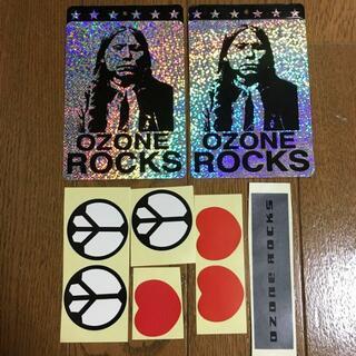 オゾンロックス(OZONE ROCKS)のOZONE ROCKS オゾンロックス ステッカー セット【f】(その他)