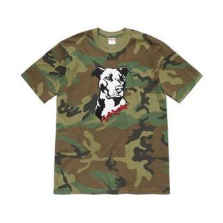Supreme - Supreme pitbull  Tee  シュプリーム Tシャツ