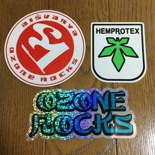 オゾンロックス(OZONE ROCKS)のOZONE ROCKS オゾンロックスのステッカー(その他)