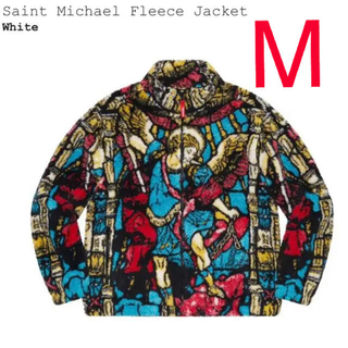 Supreme - Supreme Saint Michael Fleece Jacket Mサイズ