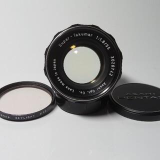 PENTAX - Super-Takumar 55mm f1.8後期型