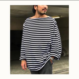 COMOLI - outil arch tokyo別注 バスクシャツ サイズ1