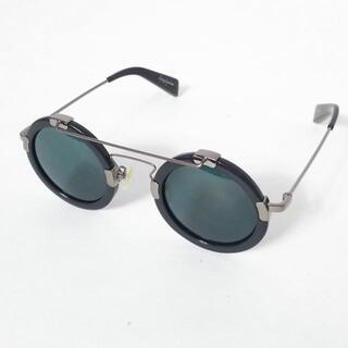 ヨウジヤマモト(Yohji Yamamoto)のヨウジヤマモト YY5006 黒×シルバー(サングラス/メガネ)