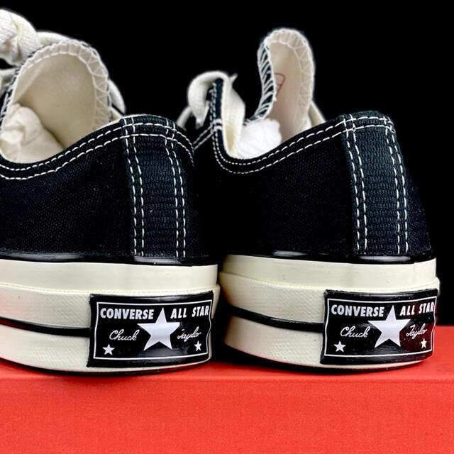 CONVERSE(コンバース)の22cm コンバース チャックテイラー CT70 ブラック 海外限定 正規品 レディースの靴/シューズ(スニーカー)の商品写真